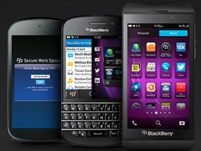 Blackberry считает, что смартфоны blackphone не подходят для защиты информации в бизнес-сфере