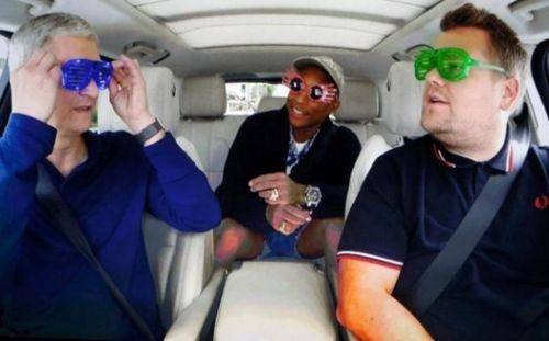 Bloomberg: apple готовится представить собственные смарт-очки