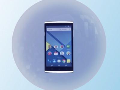 Boss - 7-дюймовый смартфон с шифрованием tor