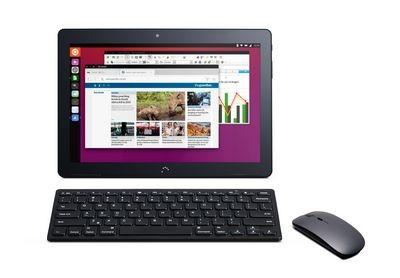 Bq выпустит первый планшет на ubuntu touch