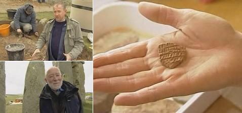 Британские археологи ведут сенсационные раскопки в стоунхендже