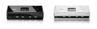 Brother представил новую серию компактных настольных сканеров