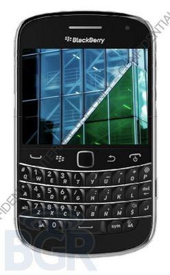 Будущий флагман rim blackberry dakota засветился на шпионском снимке