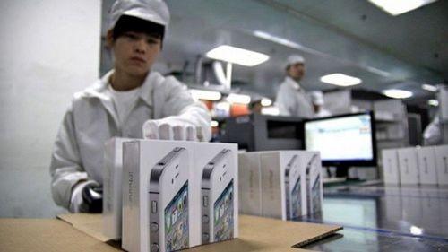 Бывший менеджер foxconn украл почти шесть тысяч iphone 5 и 5s