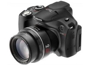 Canon оснастила цифровую камеру объективом с 35-кратным зумом