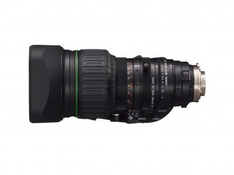 Canon выпускает новый объектив kj20x8.2b krsd 2/3 hd