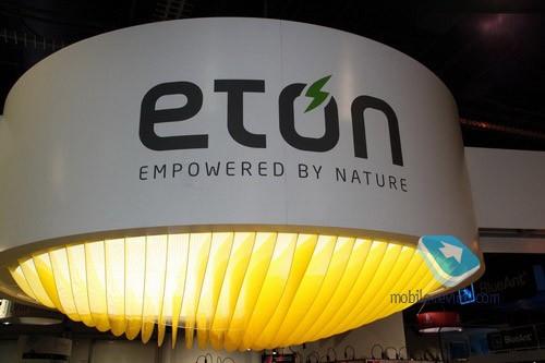 Ces 2011. eton – вдохновленные природой, или открывашка в каждое устройство