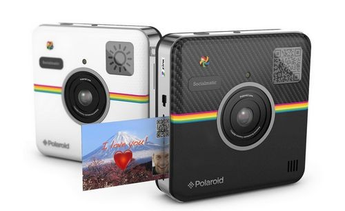 "[Ces 2014] polaroid socialmatic – ""полароид"" на android"