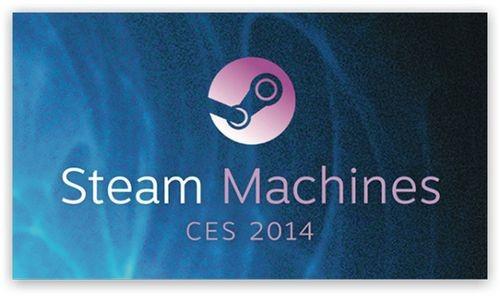 Ces2014. steam machines