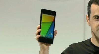 Чем хорош новый nexus 7, что такое chromecast и когда ждать слияния android с chrome os