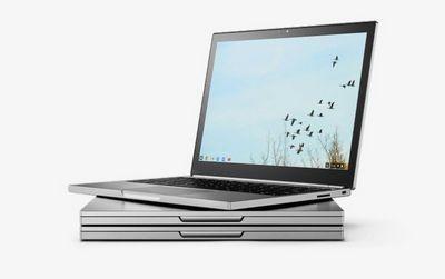 Что странного в ноутбуке chromebook pixel, который сделали в google