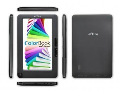 Colorbook tr-701a - новый медиаридер на базе android от effire