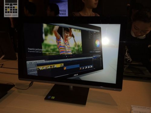 [Computex 2014] asus all-in-one pc et 2230 и ет 2321