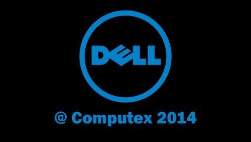 [Computex 2014] dell. 3 новых планшета