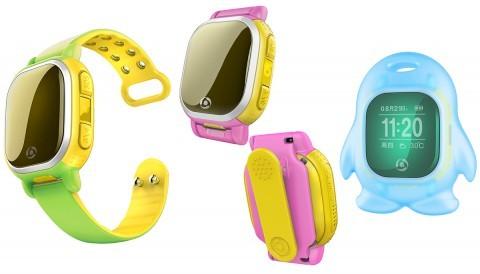 Детские смарт-часы tencent qq watch оснащены кнопкой sos и камерой