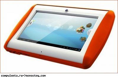 Детский планшет meep! предлагается за 150 долларов