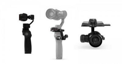 Dji osmo raw оснастили 4k-камерой zenmuse x5r