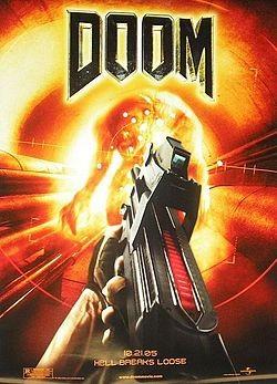 Doom: вышла экранизация