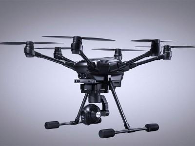 Дрон yuneec typhoon h с камерой intel realsense r200 доступен для предзаказа