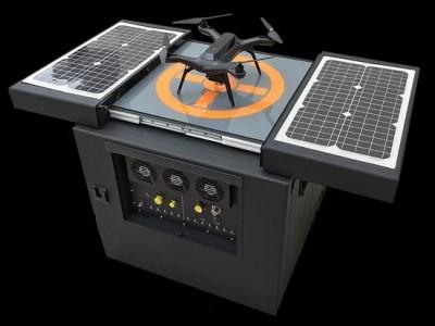 Dronebox позволит дронам месяцами работать без вмешательства человека