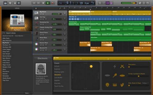 «Дыра» в популярнейшем музыкальном пакете garageband позволяет захватить любой mac