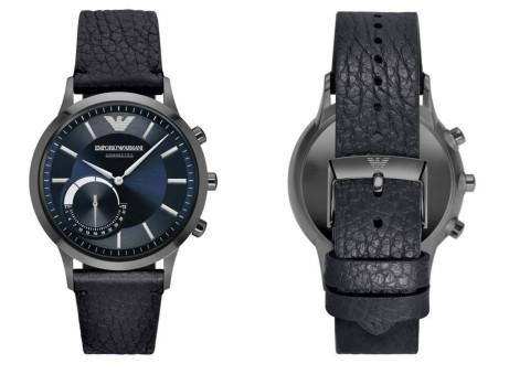 Ea connected watch — смарт-часы от fossil и emporio armani стоимостью $250