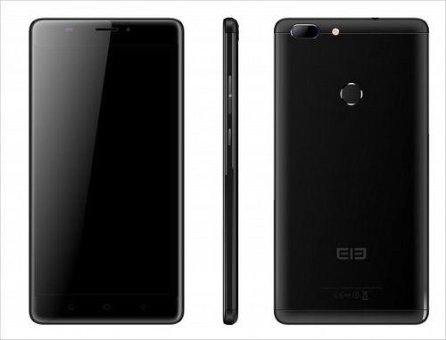 Elephone max получит 6-дюймовый экран и двойную камеру