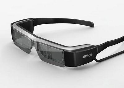 Epson moverio pro bt-2000 помогут специалистам на производстве