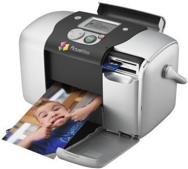 Epson picturemate - фотостудия у вас дома