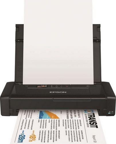 Epson представила новый компактный портативный принтер формата а4