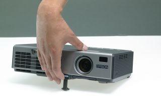 Epson представила сверхпортативные проекторы