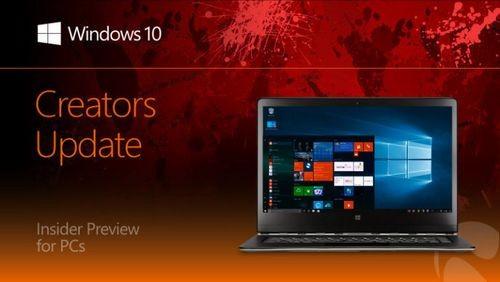 Еще одно полезное изменение в windows 10 creators update