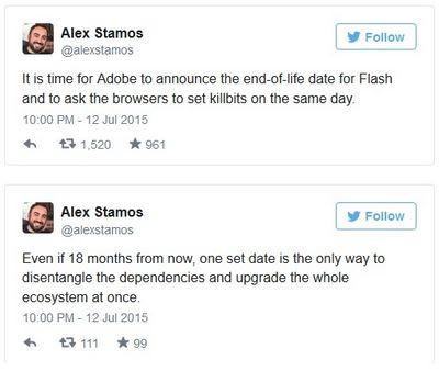 "Facebook просит adobe ""убить"" технологию flash"