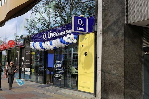 Флагманский магазин o2 в берлине – концепт операторского пространства