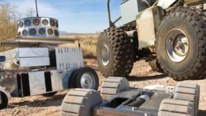 Формирование и сколачивание роев роботов