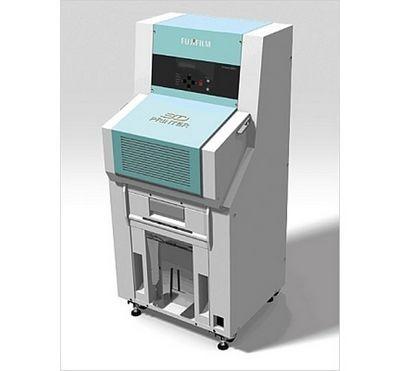 Fujifilm начинает внедрение системы трехмерной печати фотографий в парках развлечений