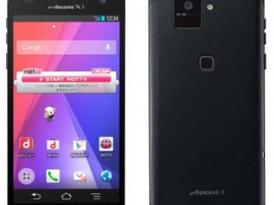 Fujitsu arrows nx f-04g стал первым коммерческим смартфоном со сканером радужки глаза