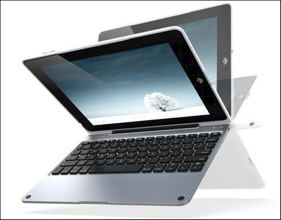 Футляр clamcase pro превратит ipad в мини-ноутбук
