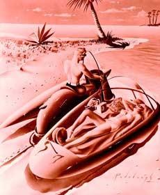 Футурологи 1960-х: в ххi веке человеку будет нечего делать
