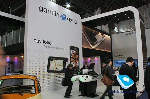 Garmin-asus. навигация и android