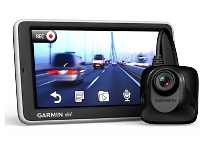 Garmin nuvi 2565rt - навигатор с функцией видеорегистратора