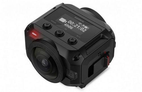 Garmin virb 360 — защищенная экшн-камера для 360-градусной съёмки в формате 4к