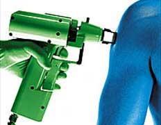Генетические пистолеты: забил геном я в пушку туго