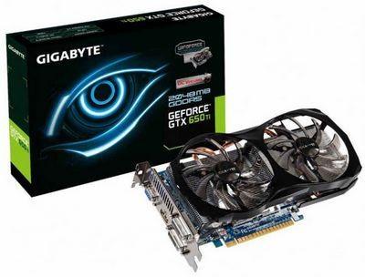 Gigabyte оснастила ускоритель geforce gtx 680 памятью объёмом 4гб