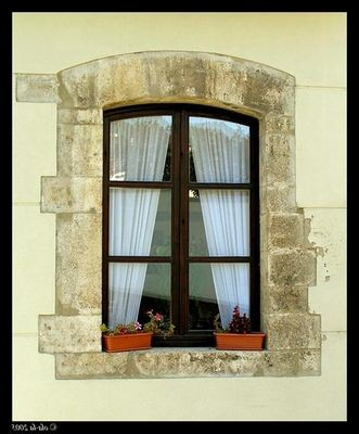 Голубятня: форточка из парижа