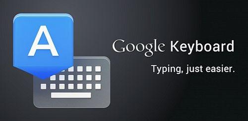 Google-клавиатура обновилась до третьей версии