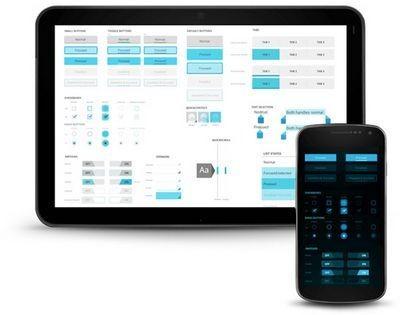 Google ввела общие стандарты дизайна и оформления интерфейса приложений для android 4.0