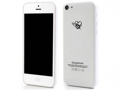 Goophone выпустил стодолларовый клон iphone 5c