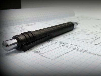 Graphis - гибрид ручки, карандаша и стилуса