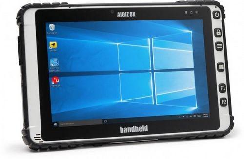 Handheld algiz 8x — сверхзащищенный планшет с ос windows 10